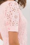 Плаття Клера к / р GL69645 колір персик