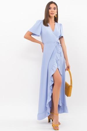 Плаття Румія-1 к/р GL69206 колір блакитний